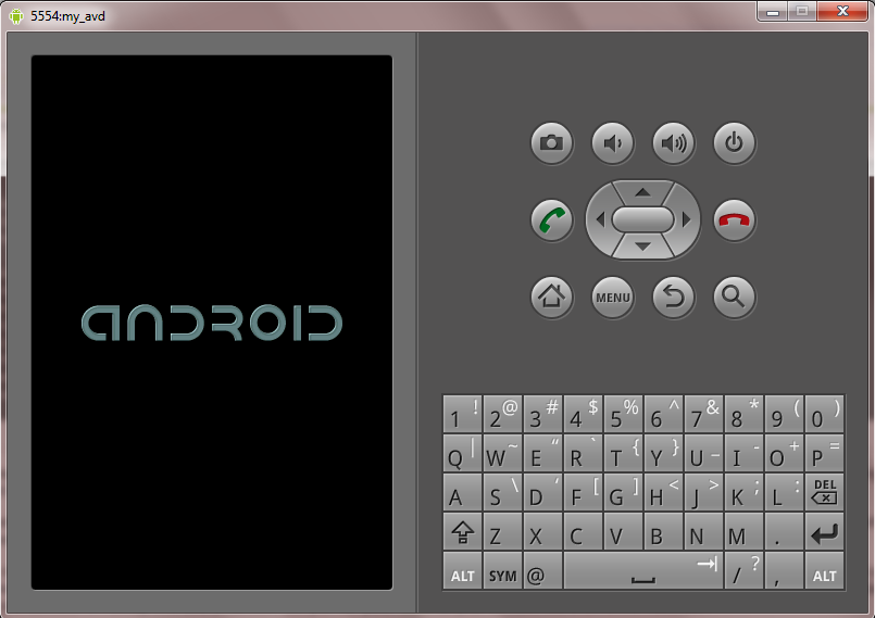 android helloworld app