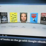 android 3.0 ebooks interface