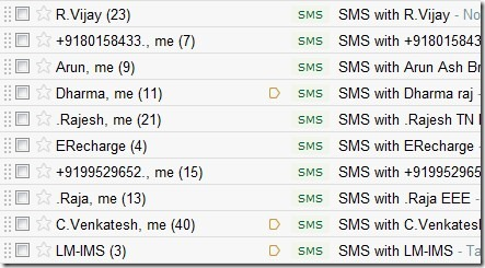 backup of all SMS_5