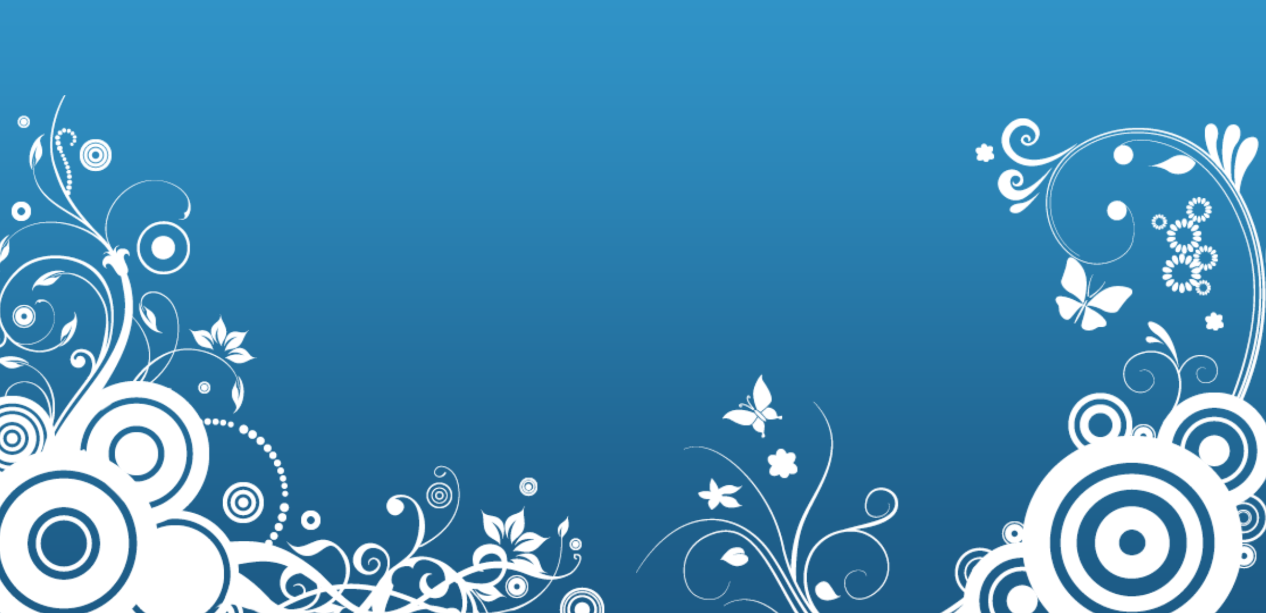 blue background-sample