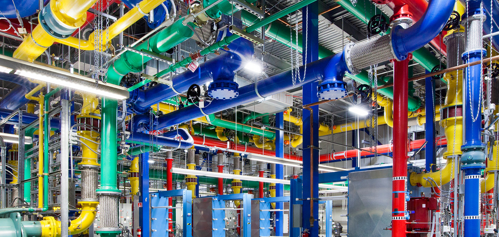 datacenter-google-cooling system