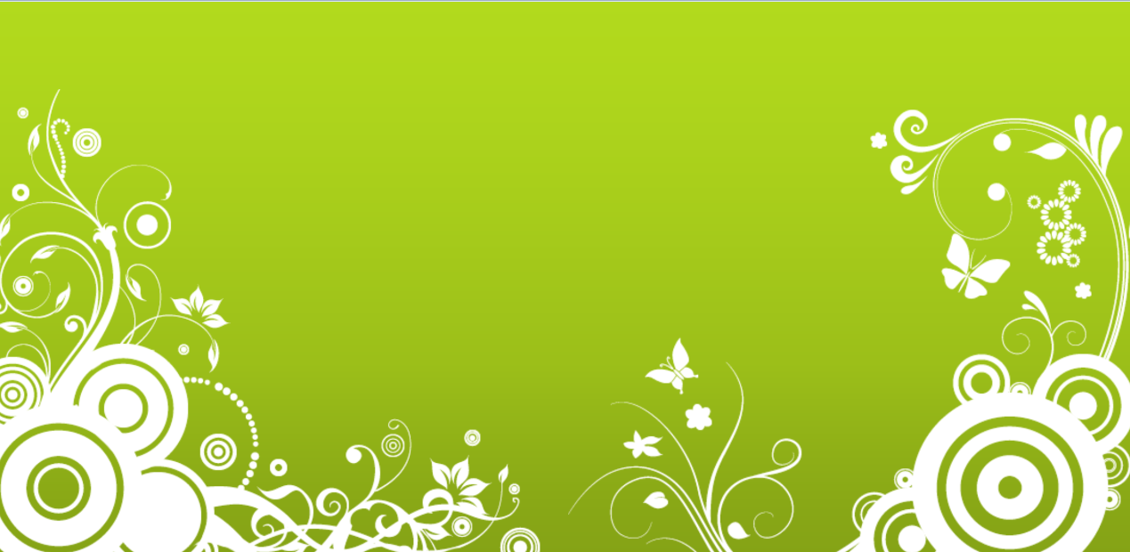 green background-sample