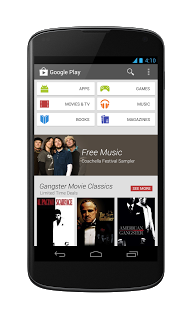playstore 4.0 for smartphones