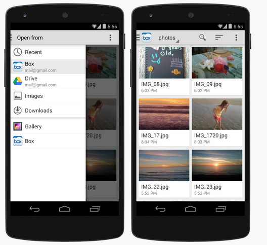 New features in Android KitKat