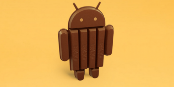 features in Android KitKat