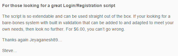 Secure-PHP-Login & Registration System - 4